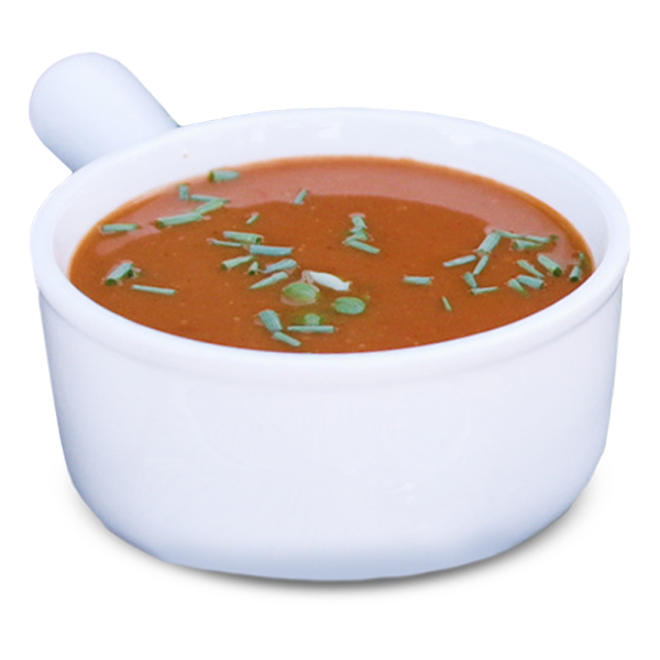 Alt text: Garlic Tomato Soup